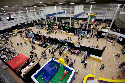 Leduc Trade Show Is About Opportunity