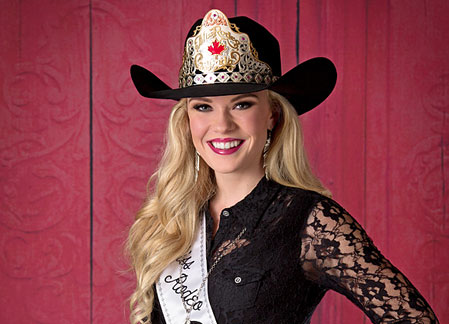 Miss Rodeo Canada 2016 will be heading to the Leduc Black Gold Rodeo