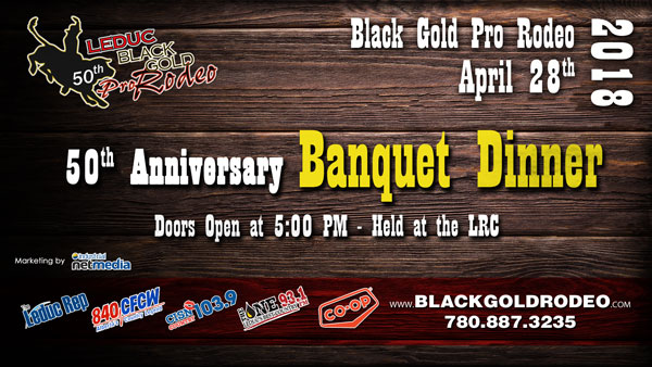 50th Anniversary Rodeo Banquet
