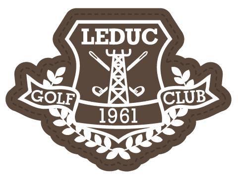Leduc Golf Club Logo