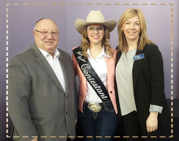 miss rodeo leduc black gold rodeo 2017