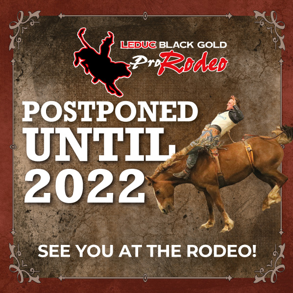 May 2021 Rodeo Events Postponed to 2022