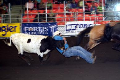 Black Gold Rodeo offers exciting riding, roping action